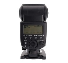 Meike MK600 E-TTL 1/8000s HSS Flash Speedlite pour Canon EOS 70D 6D 5DII 5DIII 7DII 760D 5D4