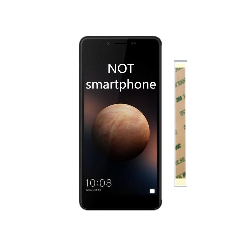 Nuevo sensor de cristal de pantalla táctil de 5,5 pulgadas para DEXP Ixion GL255 reemplazo de cristal de la lente del panel para teléfono móvil DEXP Ixion GL255
