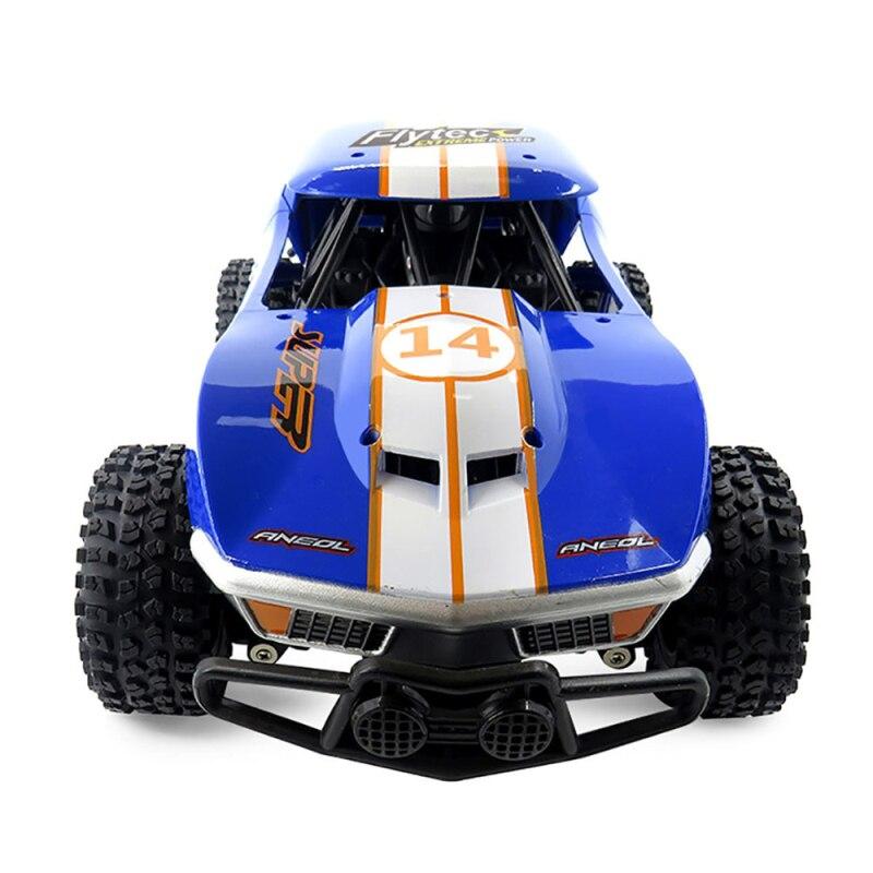 2.4G Semi-high Speed Drif Bigfoot Remote Control Racing off load Car Vehicle RC Buggy Car Rock Crawler Car Remote Control Toys enlarge