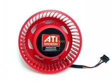 Free shiiping  BASA0725R2U ATI worm gear fan HD 5850  HD 6870  HD 6950 HD6970 graphics card fan