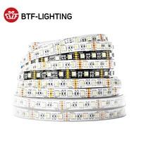 Светодиодсветильник лента 5050 RGBW, водонепроницаемая RGB лента 5 контактов 4 в 1, 6 контактов, 5 В, 24 В