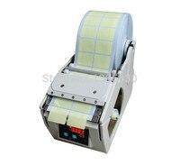 1PC X-130 Automatic Label Stripping Machines Desktop Labeler Dispenser Machine Mini Labeler Dispenser Machine 110/220V