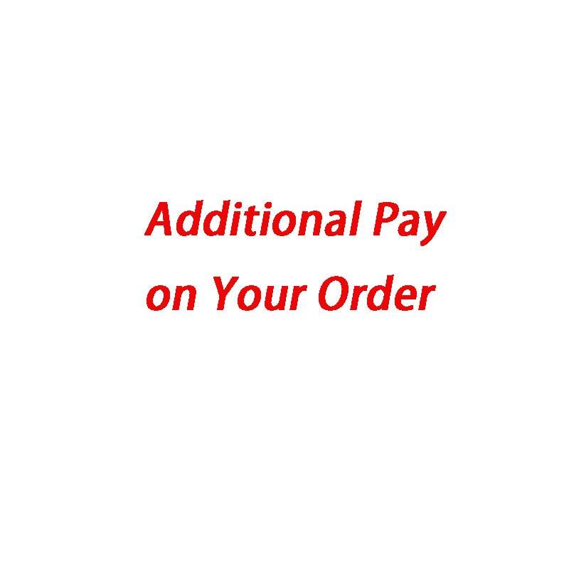 دفع إضافي على رسوم شحن طلبك