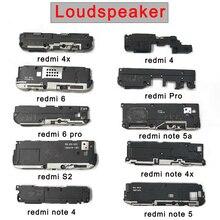 Haut-parleur dorigine pour Redmi note 4 6 S2 4x5 5A Pro téléphone portable haut-parleur sonore sonnerie sonnerie câble flexible pièce de réparation