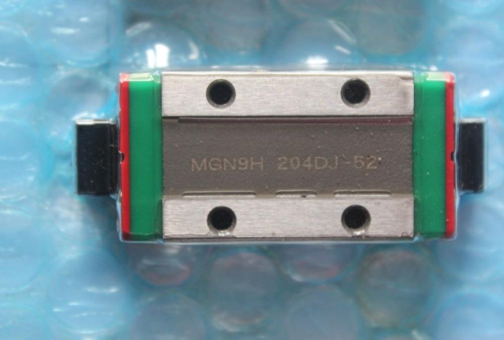 كتلة توجيه خطية HIWIN MGN9H