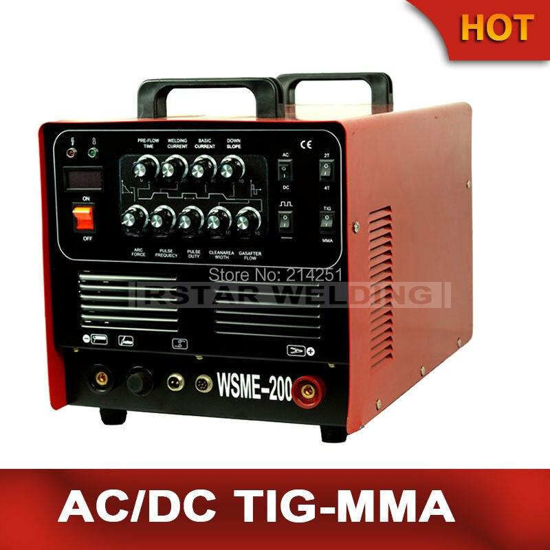 Inversor De soldadura Tig, máquina De soldadura por pulsos, CA/CC, envío gratuito,...