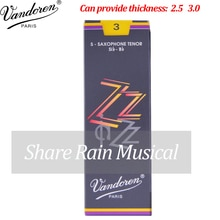 France vandoren jazz Bb tenor sax reed 2.5/3.0 /tenor saxphone suit Jazz style use