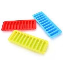 En verano de silicona bandeja con molde para cubitos de hielo molde de hielo se adapta para botella de agua de hielo crema marcadores herramientas al azar venta al por mayor 1 Uds
