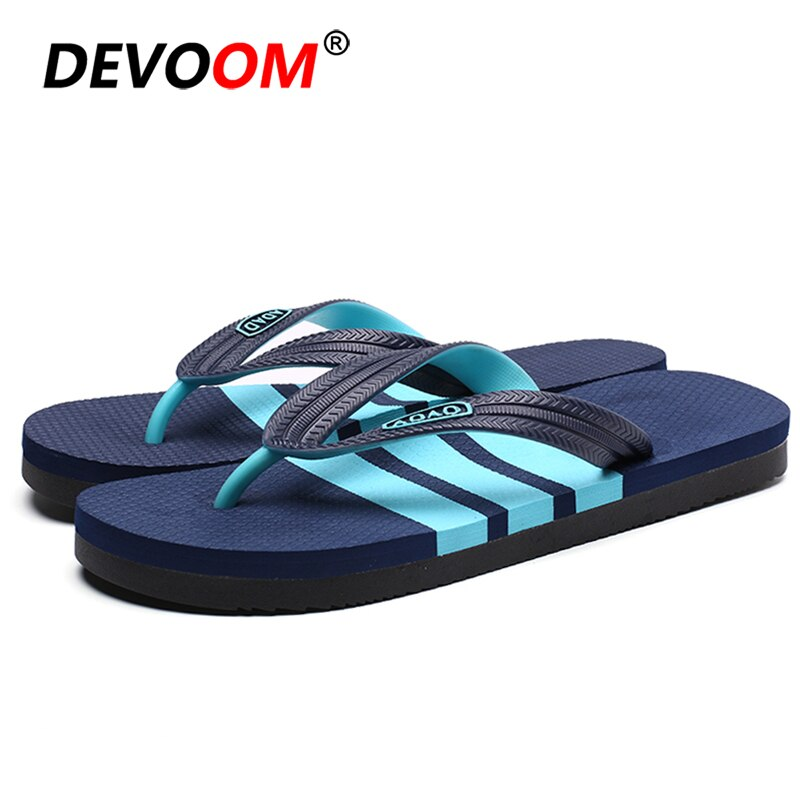 Sandalias 2019 Chanclas de playa de verano para hombre, zapatillas cómodas Sandale para hombre, Sandalias ligeras para exteriores para hombre, talla grande 44