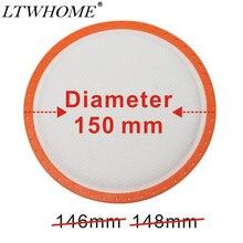 LTWHOME-filtre à moteur Pre   150mm de diamètre