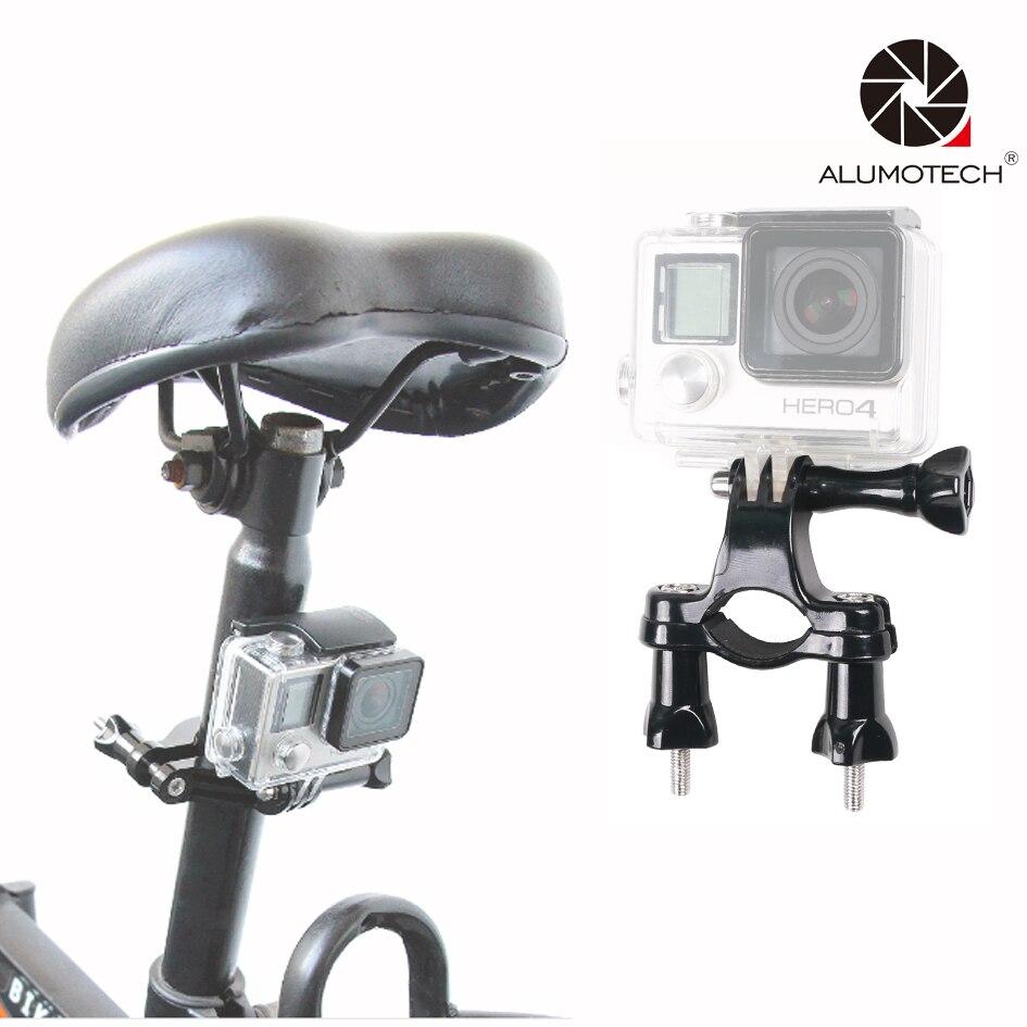 Адаптер с поддержкой велосипеда для камеры GoPro Hero 4/3 +/3 Mountian Bike Arm Boom Pivot