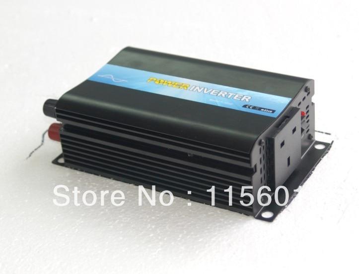 300w 12v to 240v British Sockets Solar Wave Inverter Off-Grid Tie Type, dc ac Inverter 300watts