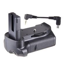 Promotion nouveauté Travor BG-2G Vertical poignée de batterie MB-D10 pour Nikon D5300 D5200 D5100 adaptateur vente en gros livraison gratuite