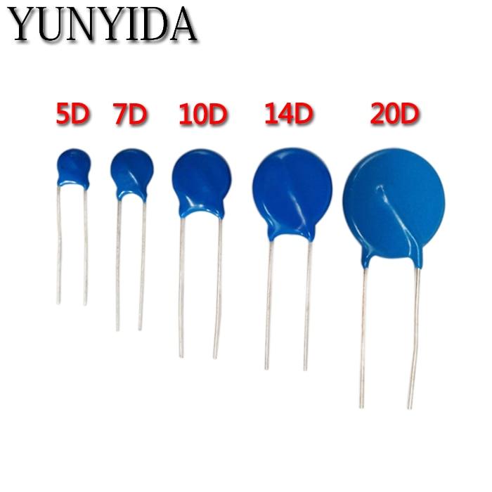 10 unids/lote Varistor 10D241K envío gratis