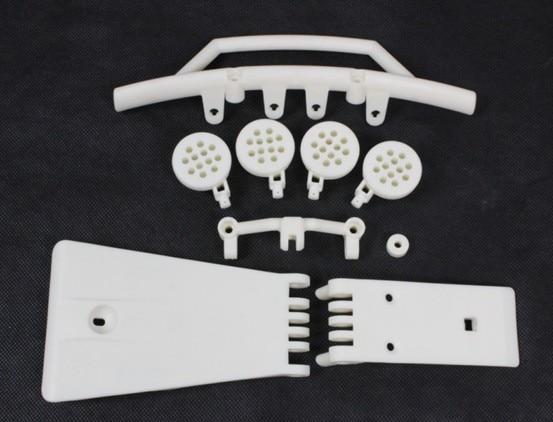 HD Nylon parts Front Bumper set fit HPI KM Rovan Baja 5T, Free shipping 85139