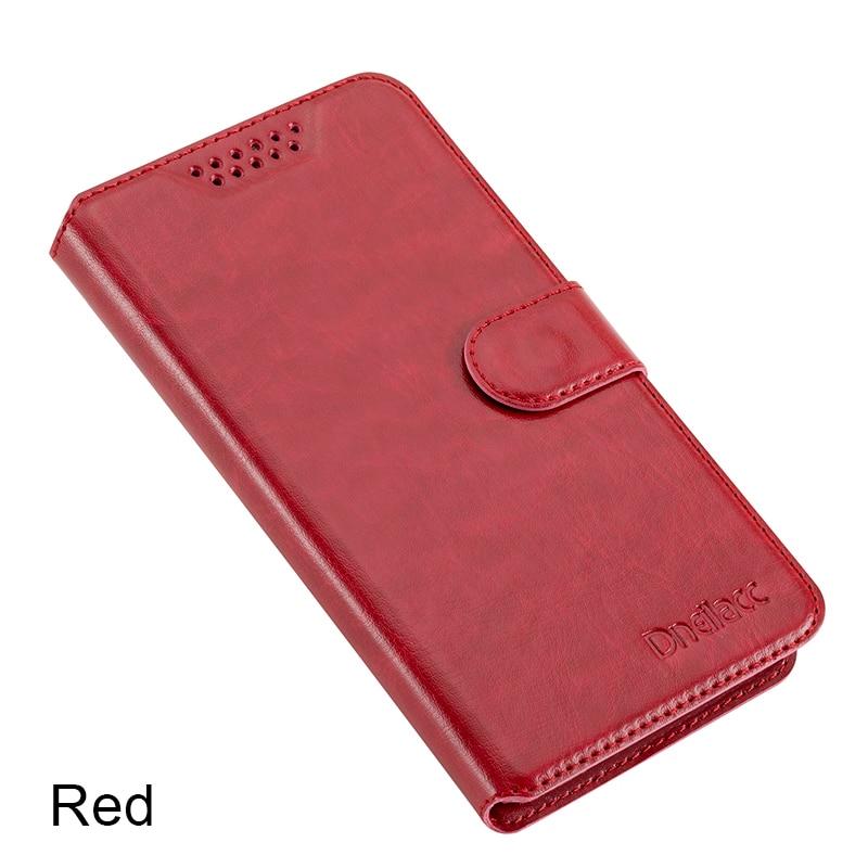 Dneilacc pour BQ BQS-5515 de luxe en cuir rétro coque de téléphone portefeuille flip couverture avec poche de carte pour BQ BQS-5515