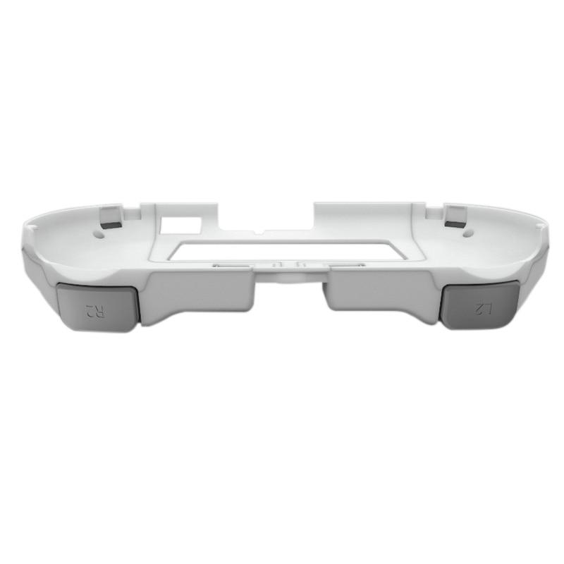 Mango de mano Joypad Stand Shell funda protectora con botón de disparador L2 R2 para PSV 2000 PSV2000 PS VITA 2000 Slim Game Conso