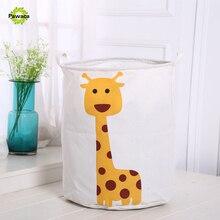 Panier à linge sale panier à laver pliant trieur à linge coton poignée sac organisateur de rangement pour la maison bébé jouets paniers de rangement