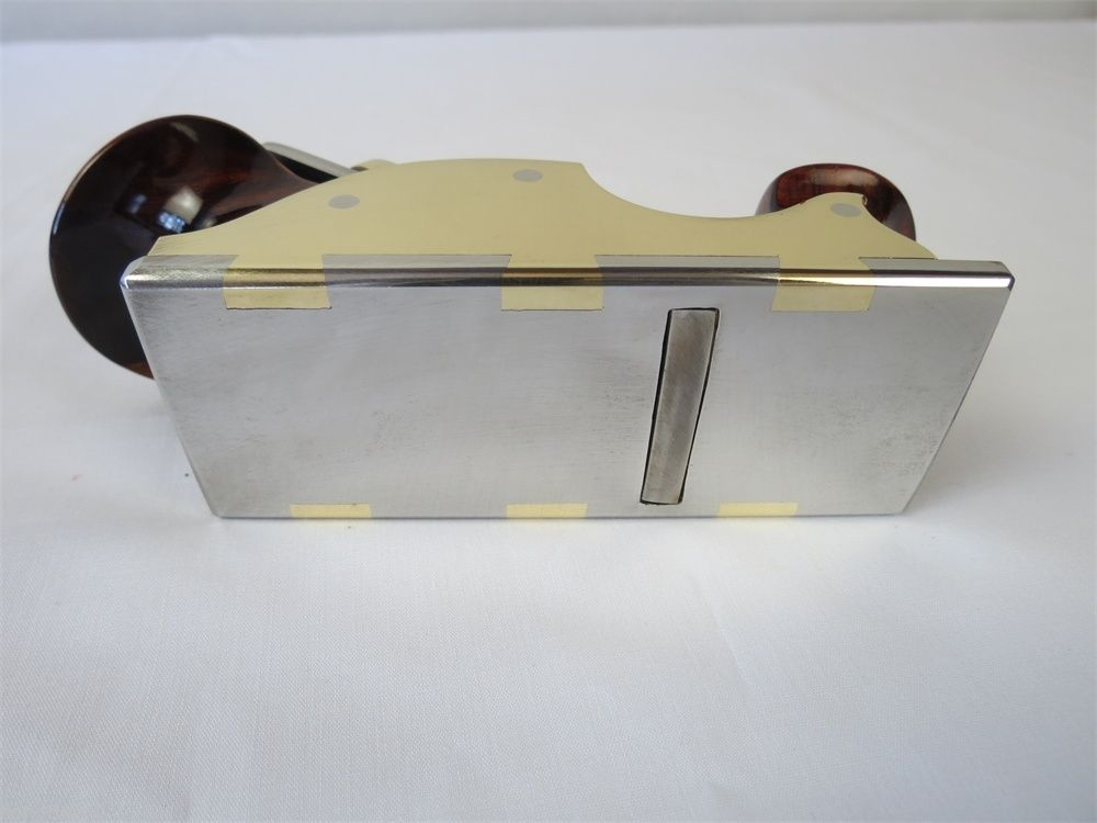 top level Stainless Steel flat bottom brass planes 4 1/4