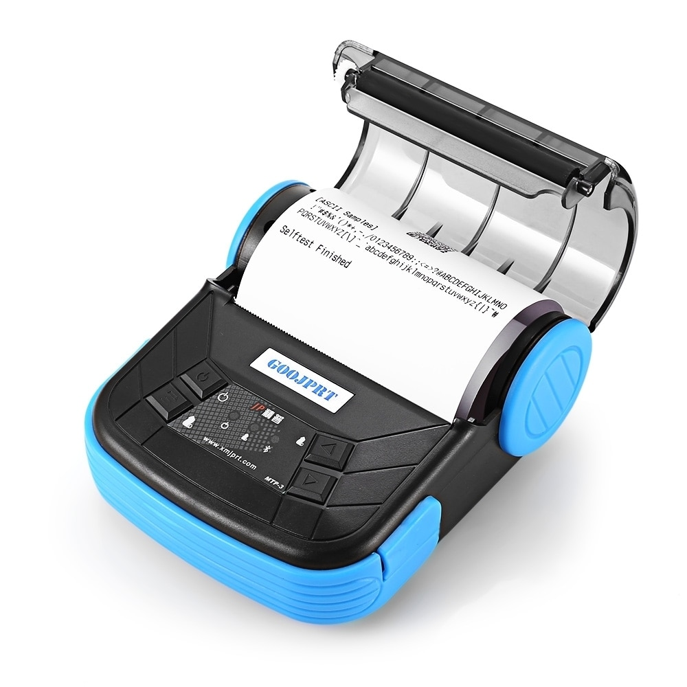 Goojprt MTP-3 80mm bluetooth 2.0 android pos recibo impressora térmica máquina de bill loja impressora para supermercado restaurante