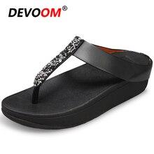 Pantoufles dété femmes chaussures de plage Tongs intégrées Tongs Femme Ete chaussures de gelée souple Femme Moda Mujer 2018 grande taille EU36 ~ 45