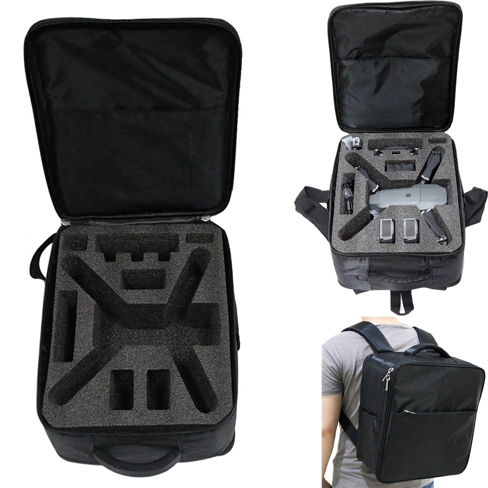 Mochila ligera, bolsa de transporte al hombro, funda impermeable para Dron DJI Mavic PRO jul28
