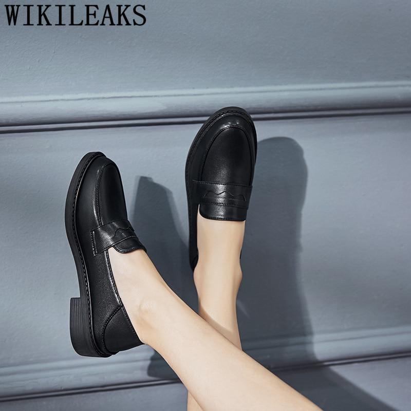 Zapatos De tacón bajo cuadrado para mujer, calzado De oficina, De diseñador,...