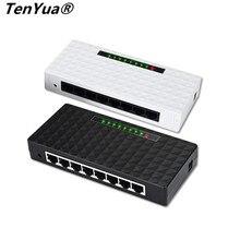 Commutateur Gigabit intelligent haute Performance commutateur 8 ports commutateur réseau Ethernet 10/100/1000 Gigabit 8 ports