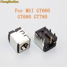 ChengHaoRan 1-5 PCS DC Power Martinetti per MSI GT70 GT683 GT680 GT780R GT783 GT780 MS-171 MS-16F2 Connettore Martinetti 2.5 millimetri