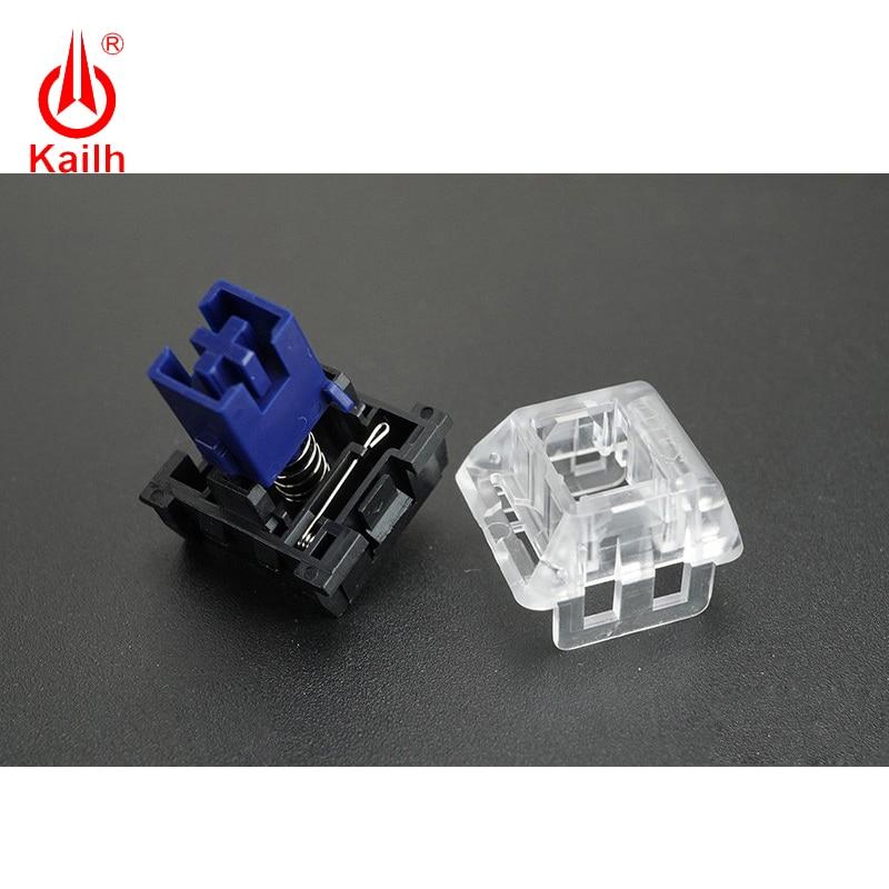 Купить с кэшбэком 10pcs kailh optical Switch diy mechanical keyboard RGB/SMD dust-free clicky