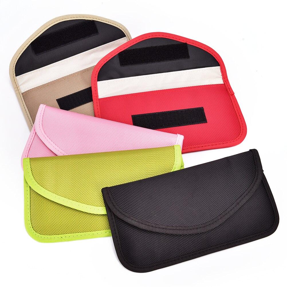 Signal Shielding Blocker Bag Cell Phone RF Signal Shielding Blocker Bag Case Pouch Anti Radiation