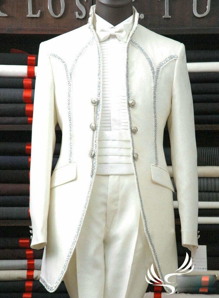 Мужской костюм для свадебного платья, смокинги для свадьбы, деловые костюмы на заказ