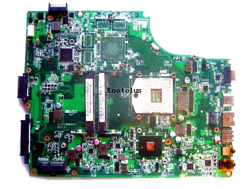 MBPTG06001 para Acer aspire 5820G 5820T 5820TZG placa base de computadora portátil DAZR7BMB8E0 31ZR7MB0000 ddr3 envío gratis 100% prueba ok