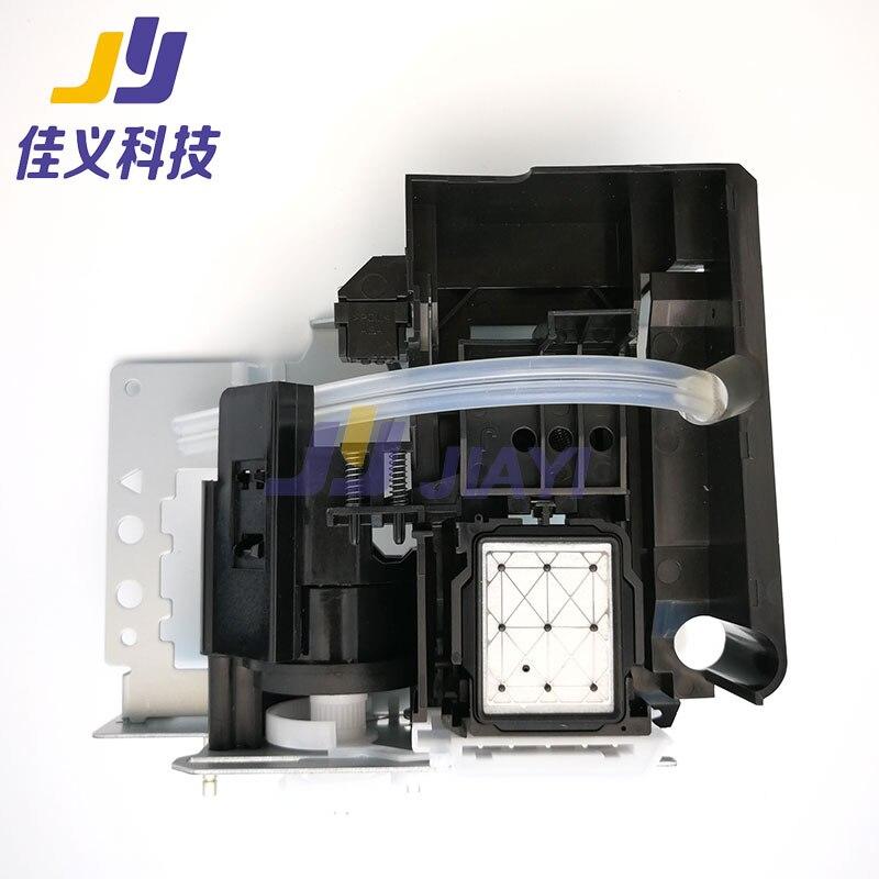 Горячая продажа и Лучшая цена DX5 печатающая головка чернильный насос Система очистки чернил в сборе укупорочная станция для струйного принтера Mutoh VJ1604