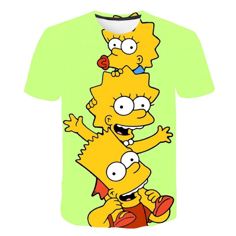 2019 New For Men Women Unisex Casual T-shirt Cartoon The  Men Shirts 3D Printed Summer Xhirt Funny Fashion Cool Tops T-Shirt
