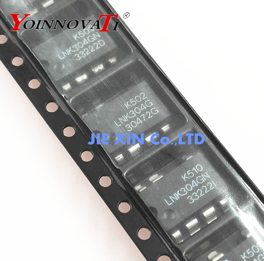 10 unids/lote LNK304GN LNK304 SOP-7 de la mejor calidad
