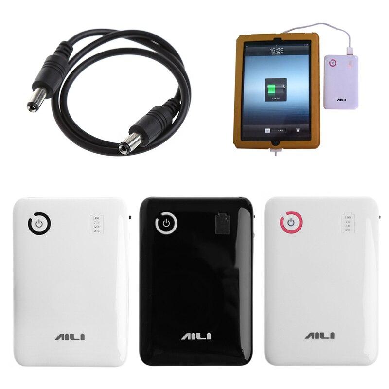 Portable Adjustable 5V 9V 12V 18650 Battery Charger Case Double USB Port Mobile Power Bank Box Case For Cell Phone Tablet #