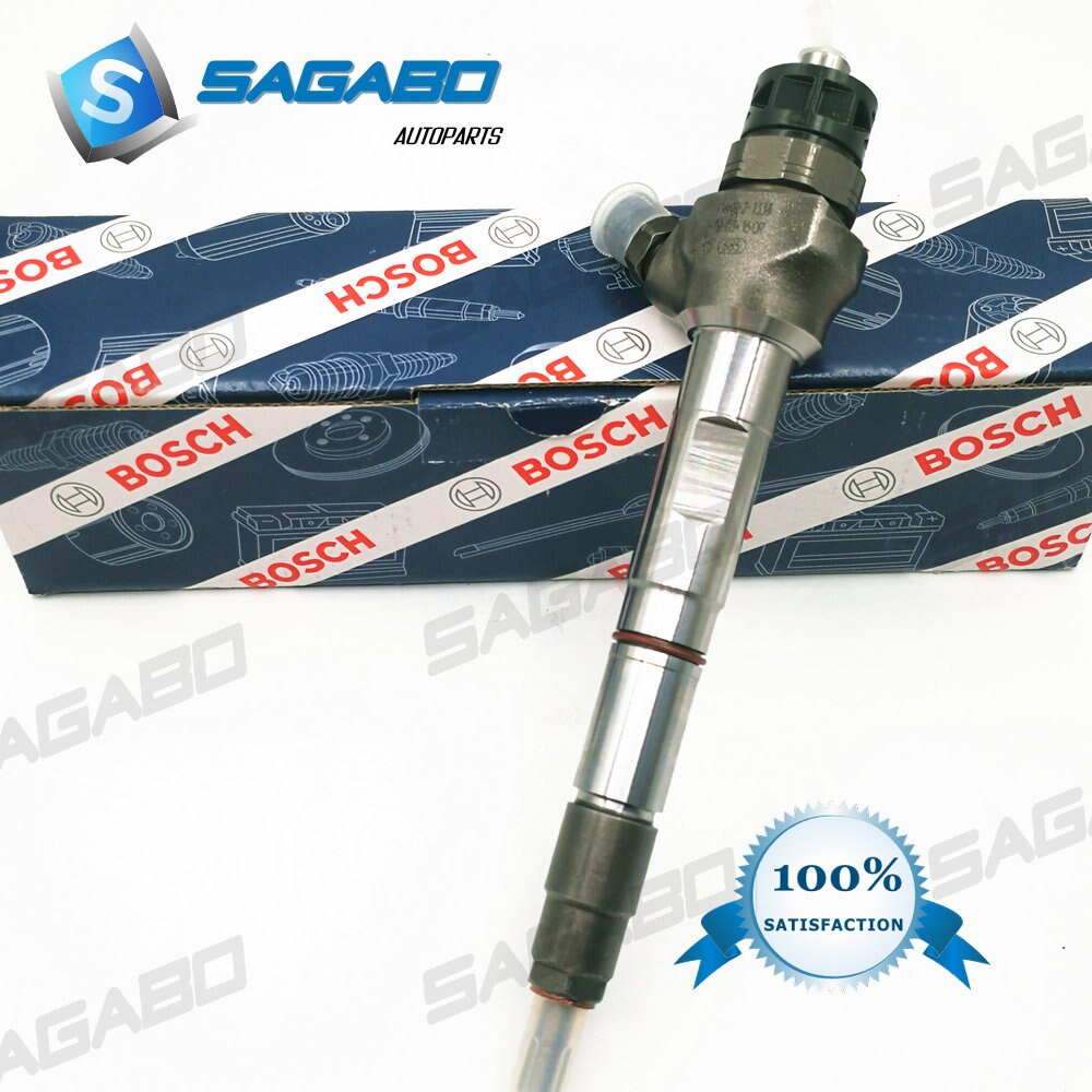 Original new common rail injector 0445110369,0445110473,0445110647 for 03L130277J 03L130277Q 03L130855CX