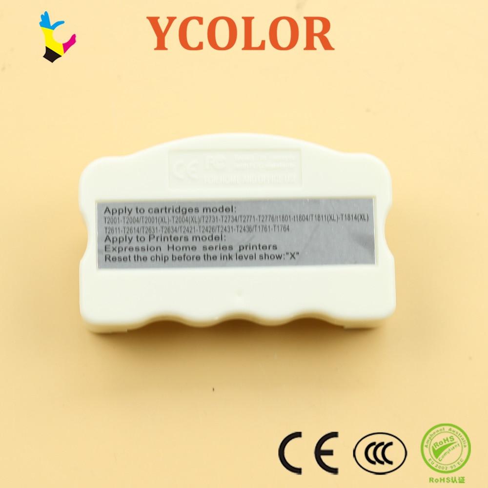 29xl T2991 T299XL chip reseteador para Epson xp-235 xp245 xp247 xp332 xp342 xp345 xp432 xp435 xp442 xp445 XP600 XP700 Chip reseteador