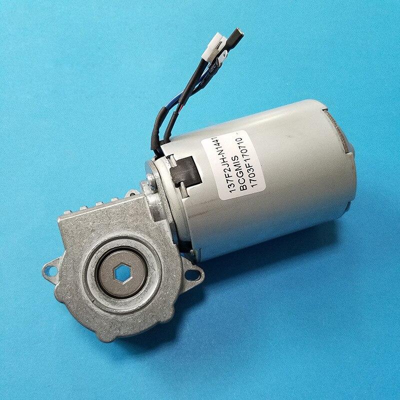 137F двигатель 24V 52W 6N.m 75rpm щеткой DC замедление шестерни линейный привод мотор для подъема стола или Лифт мотор для массажного кресла
