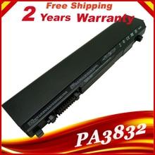 HSW New Laptop Battery For TOSHIBA Tecra R700 R840 R940 Satellite R630 R830 PABAS249 PA3831U-1BRS PA3832U-1BRS PA3929U-1BRS