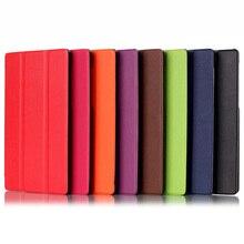 Housse de tablette Ultra mince en cuir Folio pour Acer Iconia One 10 B3-A40 B3 A40 10.1
