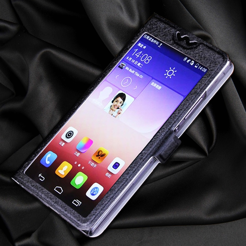 Con ventana ver caso para Samsung Galaxy J7 2017 Pro J730 2016 J710 de lujo Flip transparente cubierta para J7 Duo 2018 Max G615 caso
