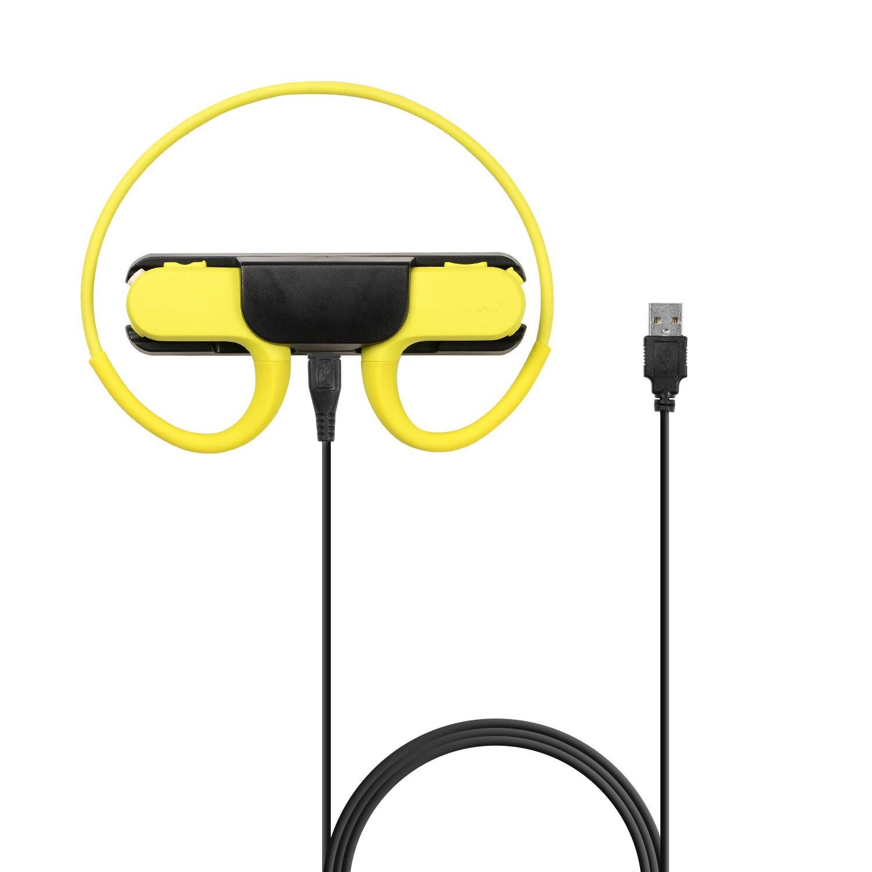 YSAGi Geeignet für Sony NW-WS416 NW-WS 414/WS413 Ladegerät Adapter USB Ladekabel Ersetzen Bluetooth Headset Daten Kabel