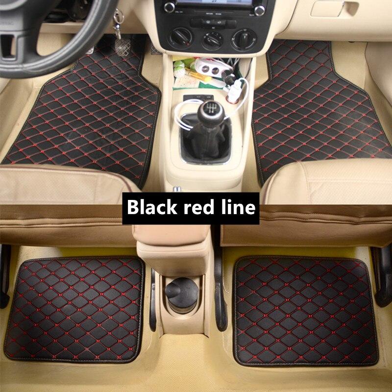 Universal car floor mat For mazda2 skyactiv version cx3 CX-3 car mats