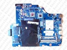 LA-5754P for Lenovo G565 Z565 laptop motherboard AMD DDR3 Free Shipping 100% test ok