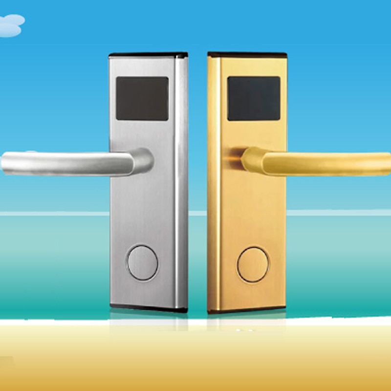 Homenon Electric Hotel Lock IC magnetic lock induction door Buy 10 sets give Card sender