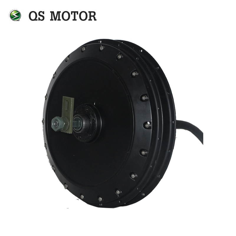 QS Motor 273 Bicycle Hub Motor 4000W V3 100KPH For Electric Bicycle enlarge