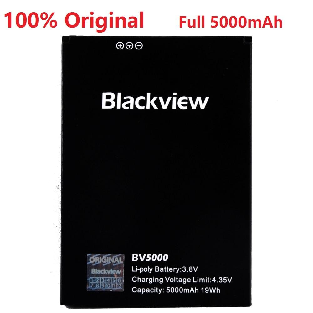100% Original Backup Blackview BV5000 Battery For Blackview BV5000 Smart Mobile Phone + +Tracking Number+ In Stock недорого