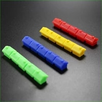 20 pcs plastic chess game pieces 1013mm refill props house for game supplies